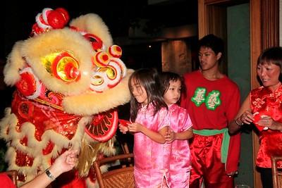 2010 Chinese New Year Buffet 2-13-2010