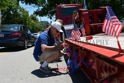 Duxbury July 4th (5th) Parade 2014