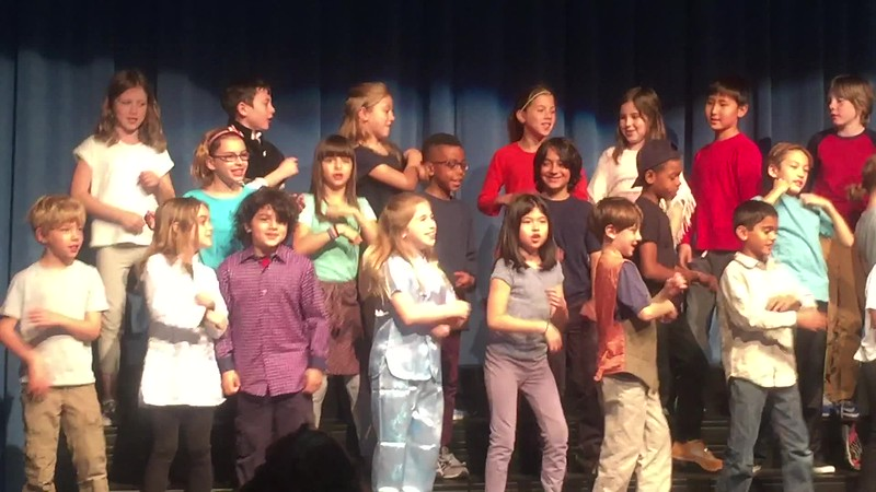 3rd Grade Plays Video- Jacob