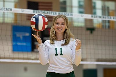 Volleyball Seniors Preseason August 16, 2021 - 3