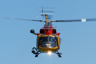 Trenton Air Demo 2014