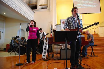 Constant Recourse at Dane Street Church