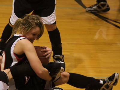 Girls Varsity Basketball vs. Troy