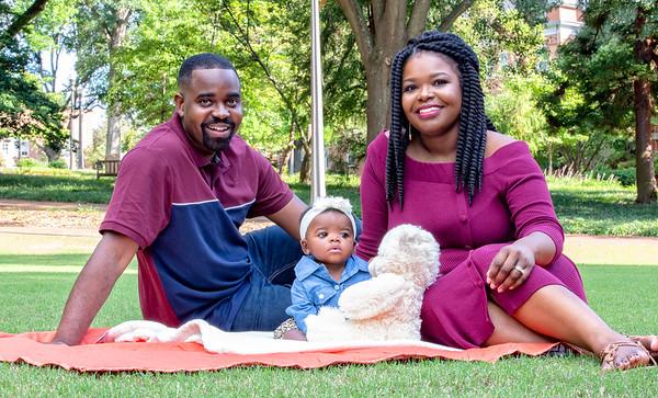 Darrin & Jessica Family Photo Session