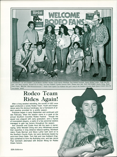 El Rodeo (1980)
