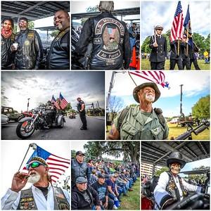 Vietnam Veterans Memorial Ride