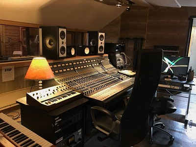 EAGLE ROCK RECORDING STUDIOS