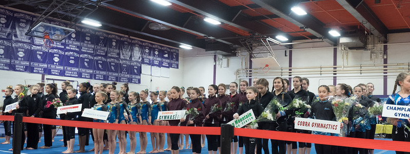VT State Gymnastics Meet 3-2017