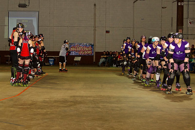 Quad City Rollers - 4/6/13 A Team Bout