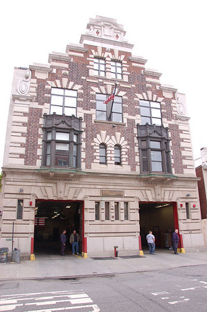 FDNY / New York Firehouses