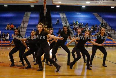 Dance Team Langley 1/30/15