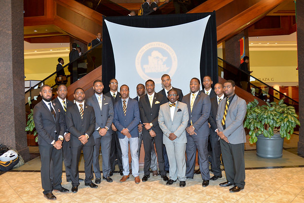 College Brothers Luncheon 2015, Springfield, Illinois