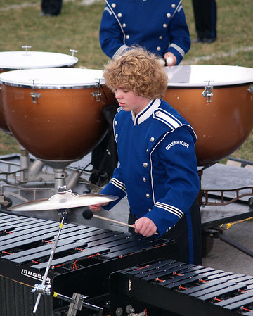 Quakertown H.S. Marching Band (Seth) 2007