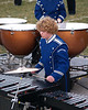 Quakertown H.S. Marching Band (Seth) 2007 : Pics of QCSHS Marching Band; games & events, 2007.  Seth plays Marimba & other mallet instruments.