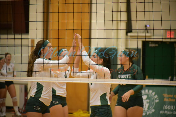 PSU Volleyball vs. NEC