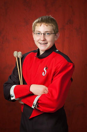 2012 Southport Marching Cards Portraits