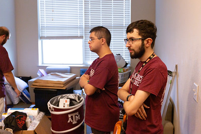 2019 Aggie ACHIEVE Dorm Move In