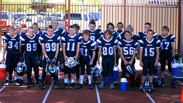Argos Blue 2012 - Game 1