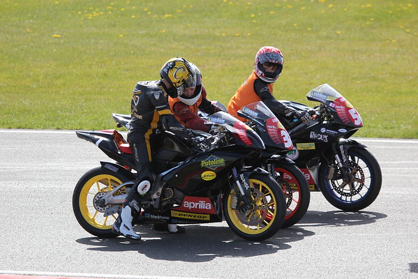 Thundersport Snetterton Round 3  (Monday)