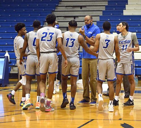 CCSU men's basketball 1-11-21
