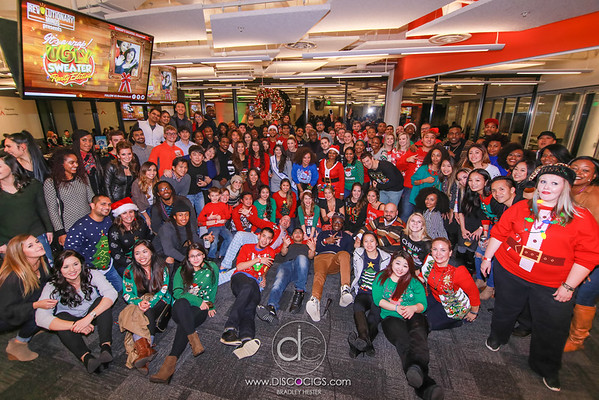 It's A Wrap Ugly Sweater Edition | 12-2-16