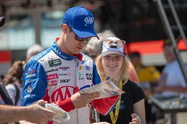 NASCAR NHMS Friday, July 19, 2019