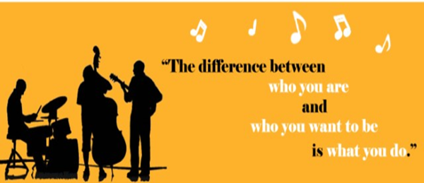 (B15) Band Silhouette - Bill Phillips Quote