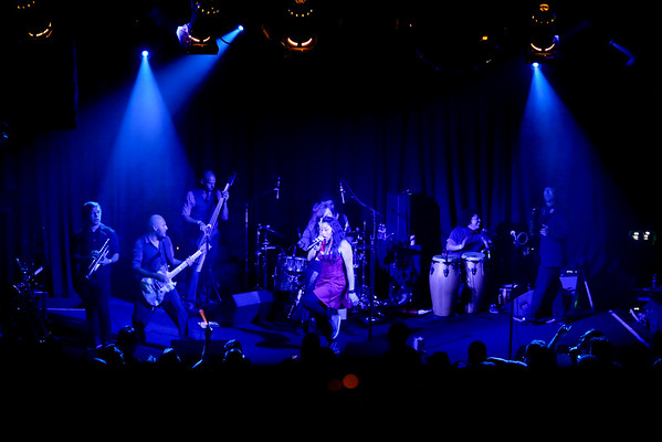 La Misa Negra at the Independent