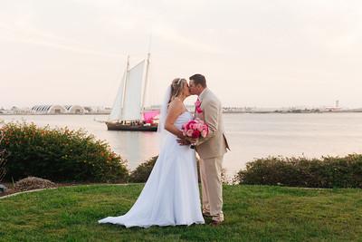 Joshua + Nicole Wedding