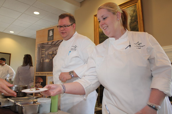 Chefs of the Valley, Quechee Club