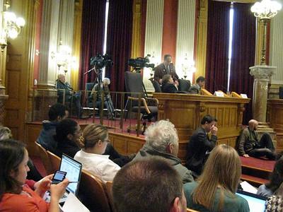Colorado Senate Hearing on Civil Union Act, 3/7/11