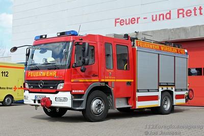 Feuerwehr Stadt Würselen