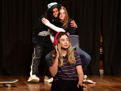 Samuel Marsden Collegiate School: Romeo & Juliet - Act III sc i