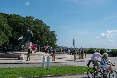 BLM Protest at Charleston