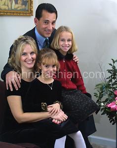 Frosceno Family Photos - December 1, 2001
