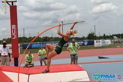 Class 3A - Field Events - Girls Pole Vault Finals