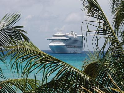 Caribbean Princess - Princess Cays, island of Eleuthera, Bahamas