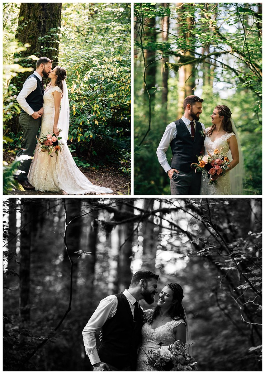 campbell valley park wedding