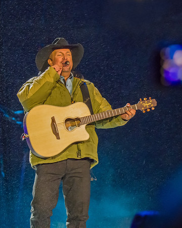 Garth Brooks at ND