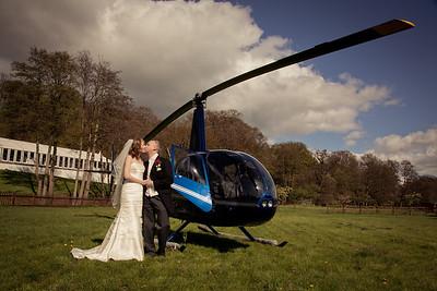 Linda & Damian Harty Wedding