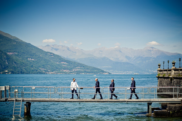 Ryan + Whitney //Wedding on Lake Como