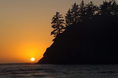 California coast 2003