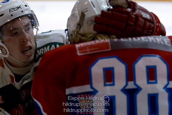 U19 / S2 _ Lillehammer Ice Hockey -at- Frisk Asker Tigers (21.3.09)