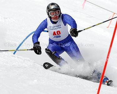 Girls Slalom