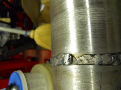 "3.5"" aluminum driveshaft"
