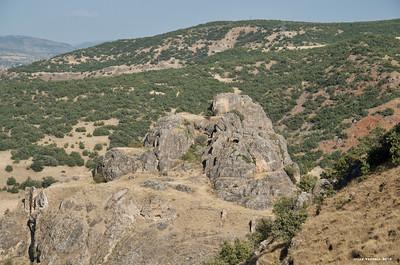 Castles in Mazgirt