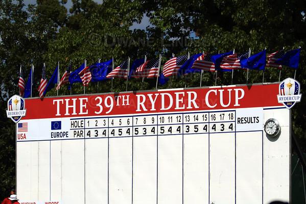 Ryder Cup 2012