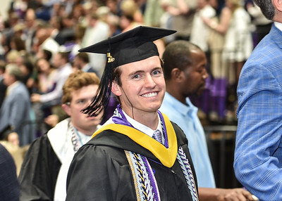 2019 Furman University Graduation
