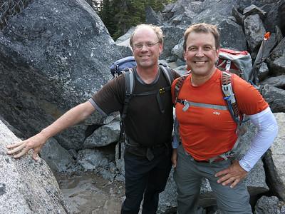Dragontail Peak Climb