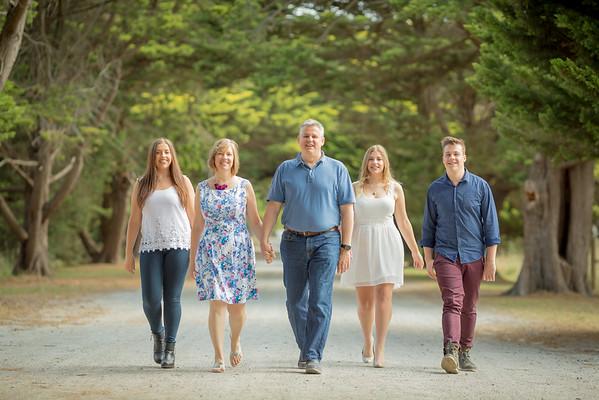 Gilmore Family - 151129